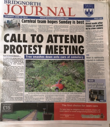 Bridgnorth Journal June 13 2019